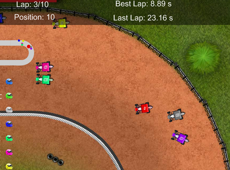 Sprint Car Game 2